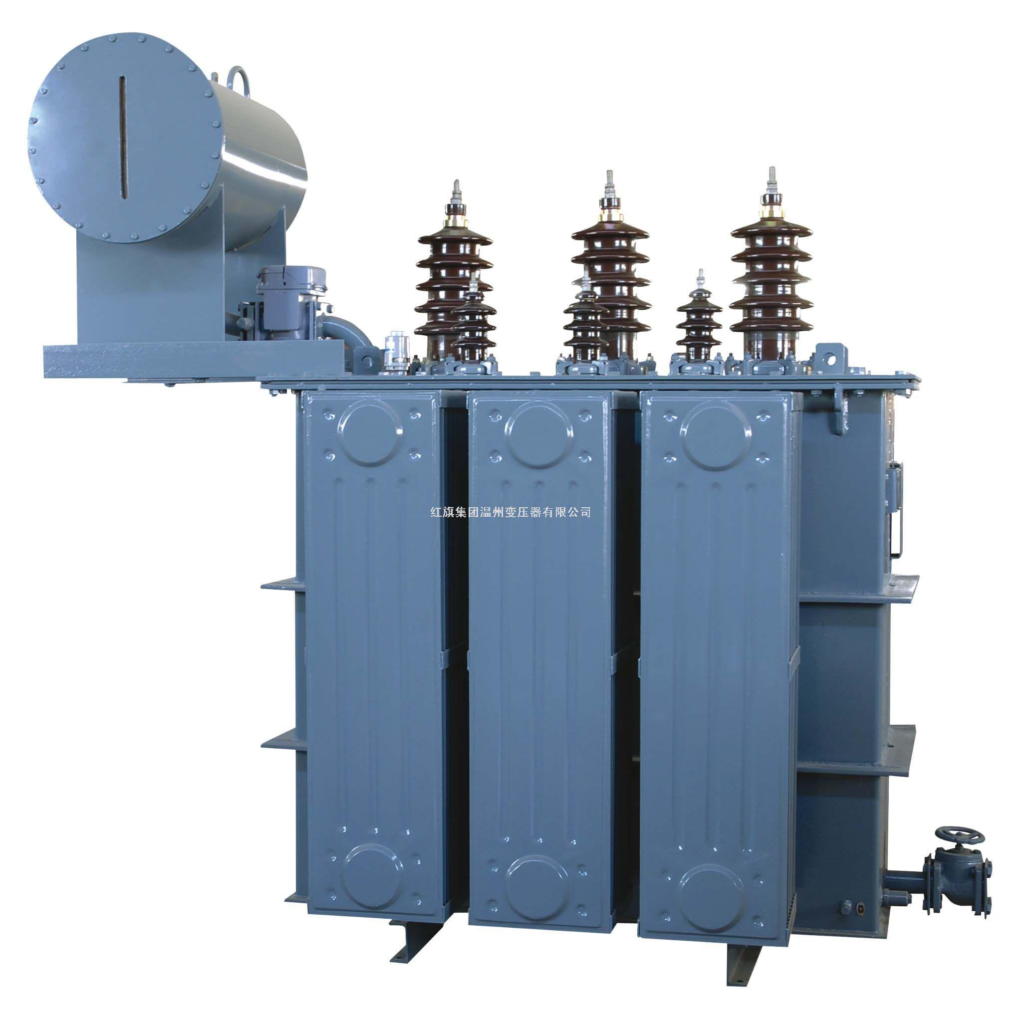 高过载能力配电变压器结构设计要点