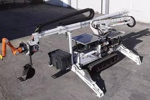 MIT设想只要有太阳和原始材料,机器人就可以建房子