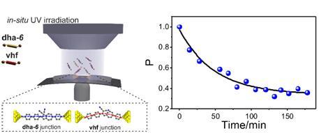 基于单分子电学测量的反应动力学表征技术研究获进展