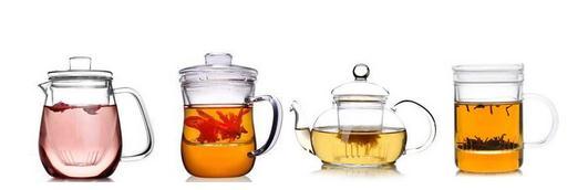 玻璃茶具与陶瓷茶具的特点,哪个好?