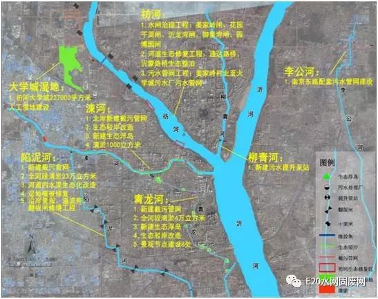 十个经典水环境治理项目,有没有你在的城市?