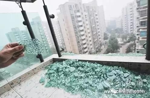"""钢化玻璃还能""""自爆""""?产生""""自爆""""的原因……"""
