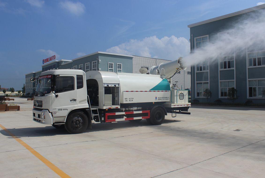 新型多功能污水处理车避免二次污染