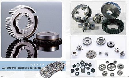 粉末冶金技术铁基粉末冶金零件的冶金工艺