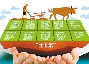 土壤修复受益立法节奏, 十三五市场空间达3050亿