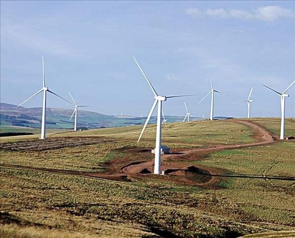 风电场参与系统的频率调节三种方法