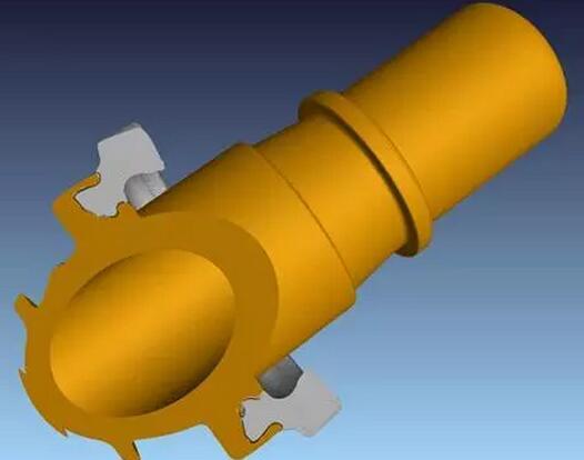 基于METROTOM工业CT测量机的快速修模技术