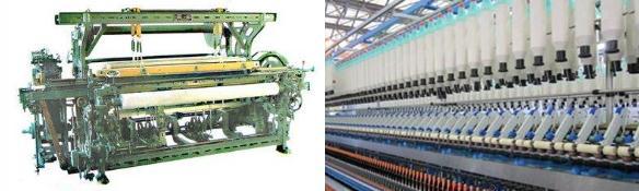 纺织机械的发展规划、行业标准,纺织机械专业术语大全及中英文对照