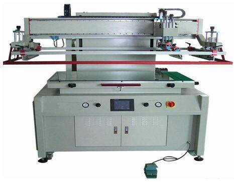 丝印机原理、分类、特点及安全注意事项