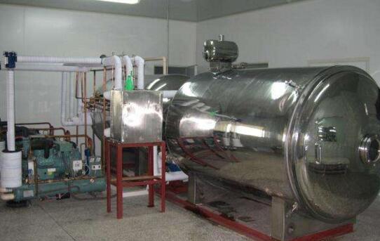 冷冻真空干燥机的工作原理、常见故障及排除办法