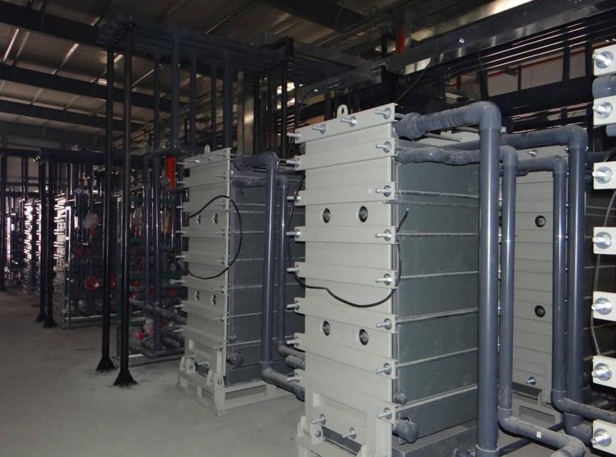 电渗析原理、特征及应用领域内容详解