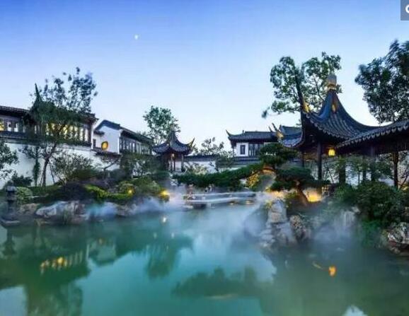 """""""桃花源""""成了中国最贵的豪宅,被评为""""世界上最美豪宅之一""""的中式园林建筑"""