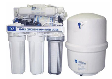 纯水机的选购、保养、种类以及优点