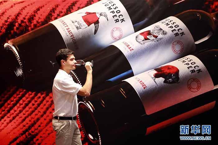 2018年杜塞尔多夫国际葡萄酒和烈酒展览会德国开幕