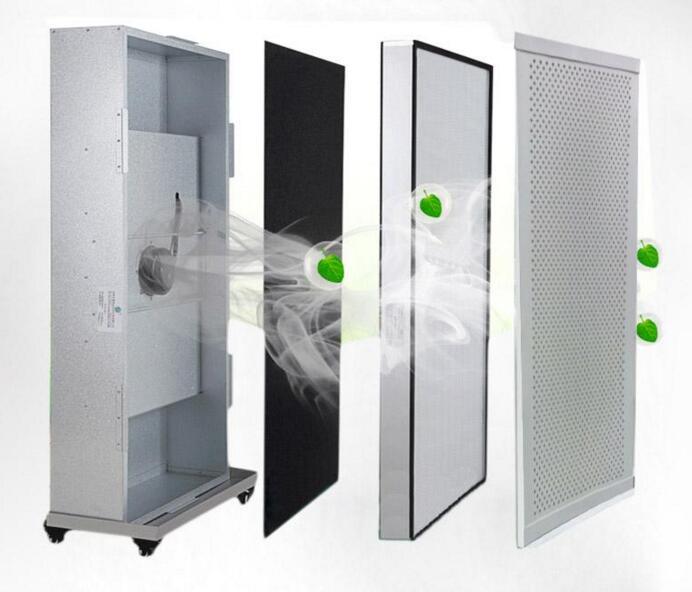 13款FFU空气净化器安全指标均不合格
