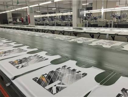 印花工艺有哪些?印花机器设备、企业发展现状