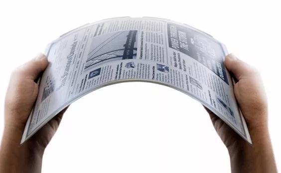 我国成功研发出全球首款石墨烯电子纸