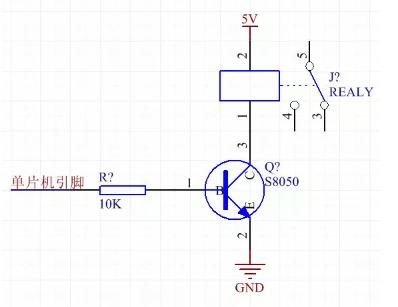 为什么单片机不能直接驱动继电器和电磁阀?