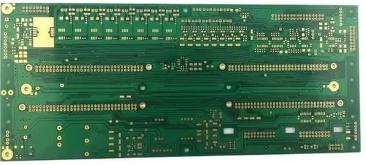 电路板过孔处理定义