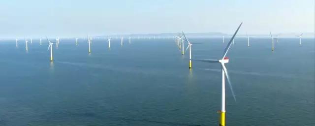 国内最大单体海上风电项目的主体工程正式开工