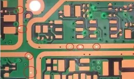 PCB线路板堵上导通孔是为什么
