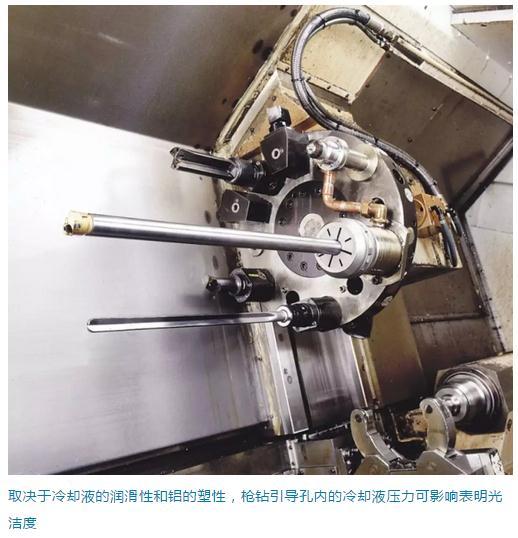 铝材的钻孔加工难点与改进措施