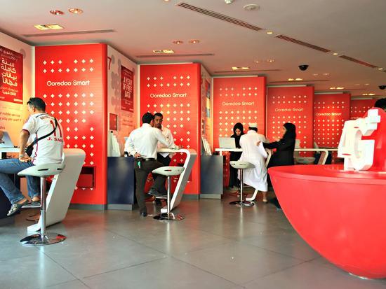 """卡塔尔Ooredoo推出""""世界上首个商用5G网络""""5G Supernet"""