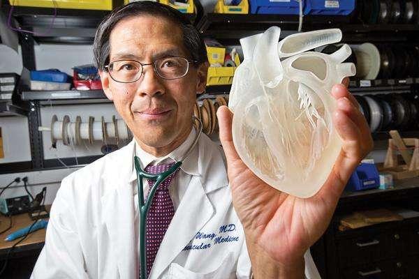 美国研制出一种三维(3D)打印智能凝胶