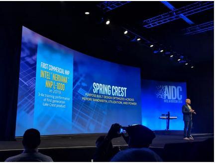 英特尔第一届AI开发者大会:从芯片到软件看英特尔AI雄心