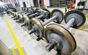 30吨轴重重载列车车轮材料服役行为及关键设计、制备技术
