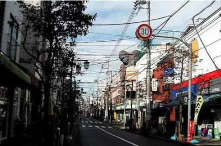 日本为何不把电线杆改成入地电缆