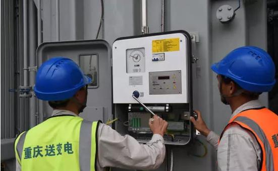 中国国内容量最大110千伏变电站本月底完工!