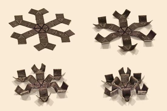 麻省理工学院发现神奇3D打印智能材料