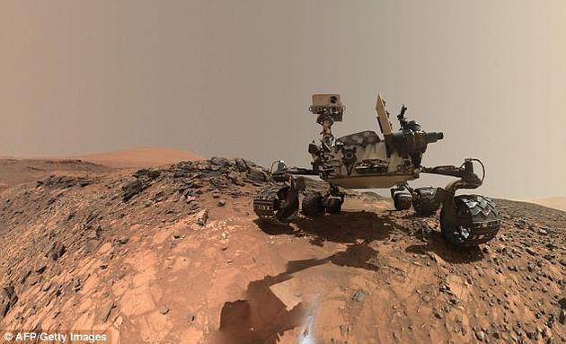 """人类""""绝对""""能在有生之年登陆火星"""