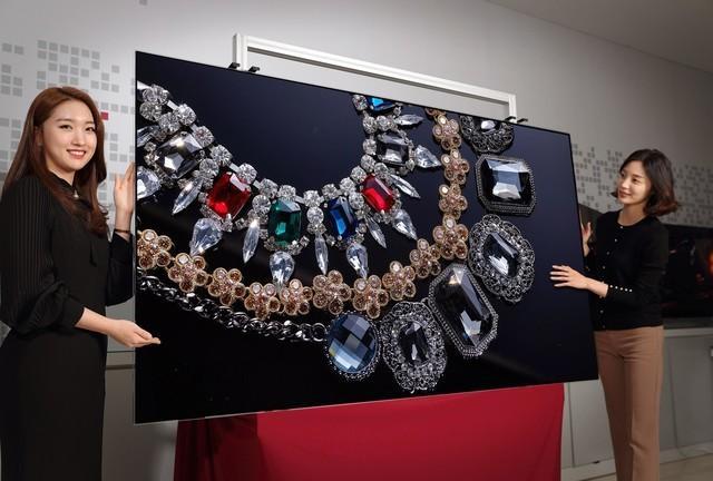 中国量产大尺寸OLED面板仍有很多难题需要解决
