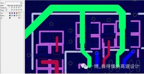 PCB设计误区一:电源是不是必须从滤波电容进入芯片管脚(上)