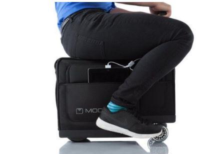 全球首款可骑行的行李箱Modobag零售价为1495美元