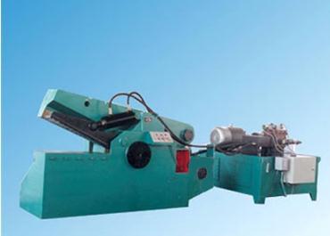 悬架簧钢丝采用液压式剪切设备改进