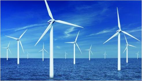 我国海上风电装机规模全球第三