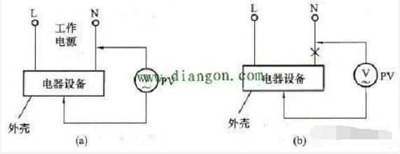 如何区分感应电和漏电?