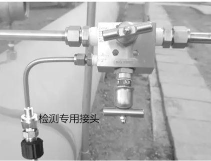 压力计量器具在线检测方法的改进与实现