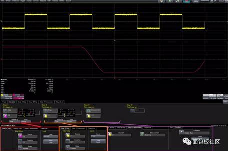 数字存储示波器触发类型和功能