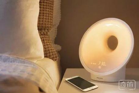 飞利浦Somneo Connected智能助眠床头灯价格、上市时间