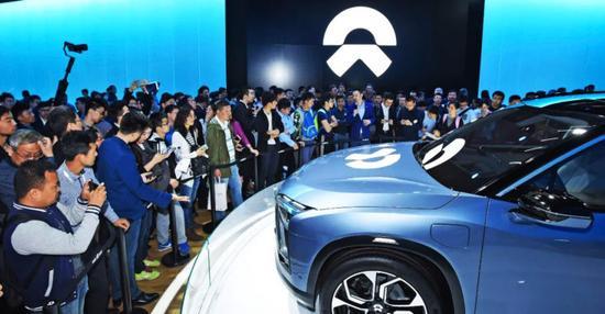 蔚来汽车6月28日正式开始向普通用户交付车辆