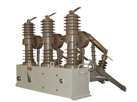 高压断路器的基本类型及操作机构介绍