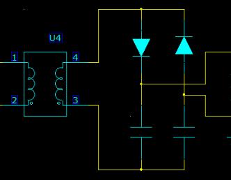 高频交流信号采样电路设计