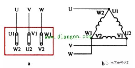 星形-三角形启动电路原理图解分分析【电工必看】