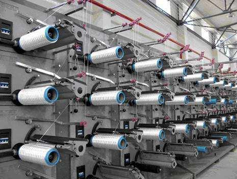 仪征化纤环保型涤纶短纤生产线投产