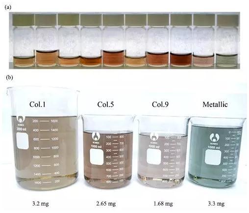 碳纳米管结构分离研究取得进展