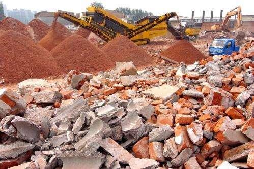 河南省:自建筑垃圾源头开始管控的城市建筑垃圾监管平台